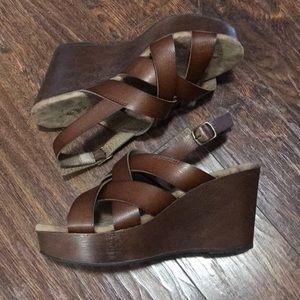Daytrip wedge sandals